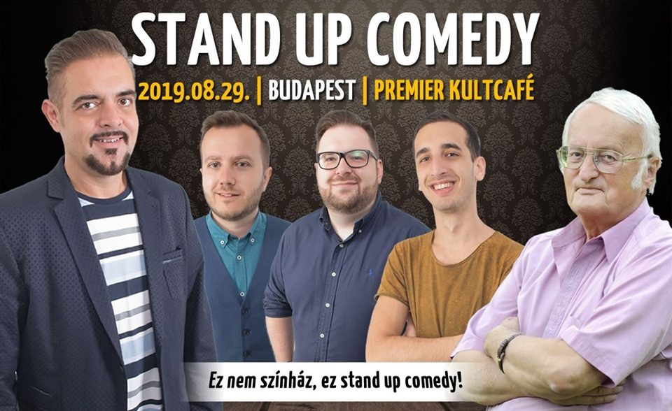 Stand up comedy Sci-fi